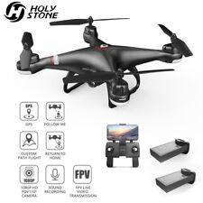 Holy Stone HS110G RC FPV GPS Drohne mit 1080P FOV HD Kamera Quadrocopter Drone