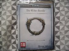 THE ELDER SCROLLS ONLINE TAMRIEL UNLIMITED CROWN EDITION PC DVD NEW&SEALED