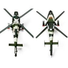 1/48 Scale Harbin Z-9 Helicopter Battleplane Fighter Metal Static Kit Collection