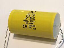 4uf 850v película de polipropileno Mkp C. 4g arcotronic Capacitor Bi Polar fd6f20