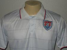 Team USA White S/S Soccer Jersey Men Small NEW