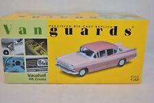 Vanguards VA06400 Vauxhall PA Cresta  Model 1:43 mint in box