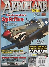 AEROPLANE MONTHLY Magazine Feb 2014, SHARK-MOUTHED SPITFIRE,Pull-Out 2013 Index