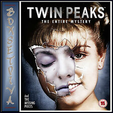 TWIN PEAKS -  THE ENTIRE MYSTERY * BRAND NEW BLU-RAY**