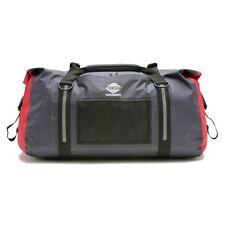 Aqua Quest White Water 75L Waterproof Duffel Durable Travel Gym Bag - Charcoal