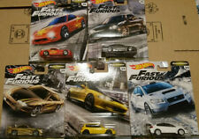 Hot Wheels Fast & Furious Fast Tuners  Lot 5  ( N51)