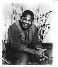 Archie Moore Autographed Picture