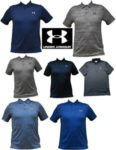 Under Armour Golf 2.0 Polo Shirts Sports Mens
