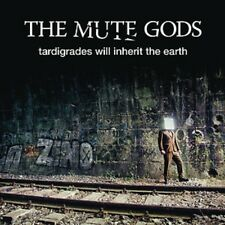 The Mute Gods - Tardigrades Will Inherit the Earth - New CD - Pre Order - 24/2