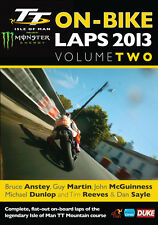 TT On-Bike Laps 2013 - Volume 2 [DVD]