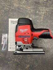 Milwaukee 2445-20 M12 Cordless High Performance Jig Saw (Tool Only)   BRAND NEW