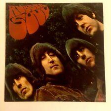 THE BEATLES Rubber Soul Parlophone PMC 1267 1965 1st Press Loud Cut Hybrid Rare.
