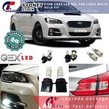 2pc P13W CREE 1500LM LED DRL Daytime Light Bright White Fits Subaru Levorg 14-18