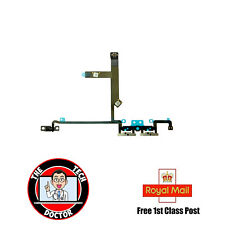 iPhone XS Replacement Volume Button Flex Cable with Metal Brackets