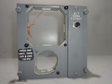 BOEING 737 Aircraft CABIN ALTIMETER & ROC Instrument Panel 69-37334-12