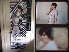 INFINITE 'Koi ni Ochiru Toki' *VERY RARE* poster set Sungjong Myungsoo L