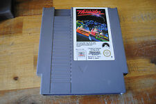 Jeu DAYS OF THUNDER pour Nintendo NES