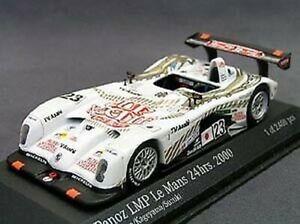 Panoz Lmp Team Dragon le Mans 2000 1:43 Model Action