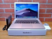"Apple MacBook Air 13"" /  256GB+ / 1.6GHz i5 / 2015-2017 / 3-YR WNTY / APPLECARE!"