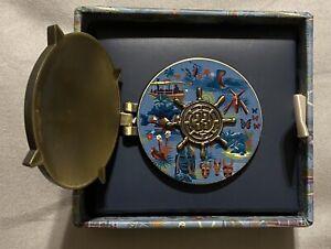 Disneyland Club 33 Tiki Takeover 2020 Indiana Jones Adventure Anniv Hinged Pin