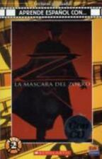 La Mascara del Zorro Book + CD (Mixed Media Product)