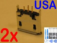 2x Lot Micro USB Charging Port Charger Part for JBL Pulse Bluetooth Speaker USA