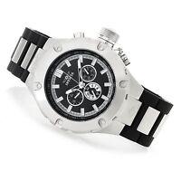 Invicta 51mm Corduba 19232 Quartz Stainless Steel Polyurethane Bracelet Watch