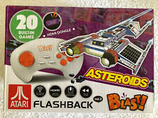 Atari Flashback Blast Vol. 2 Asteroids Retro Video Game Features 20 Games (New)
