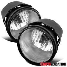 For 2005-2009 Dakota Grand Cherokee 2007-2009 Durango Clear Fog Lights+Switch