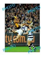 CYRIL RIOLI HAWTHORN FC CHAMPION 2008 GRAND FINAL LARGE A3 'SPECKY' PHOTO