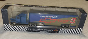 Ertl Sports Image Heartbeat of America Chevy Racing 3 Transporter 1:64 Diecast