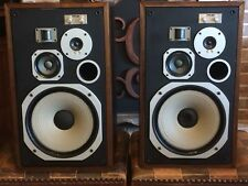 Vintage 1970's  Pioneer HPM-100 Four Way Floor Speakers Amazing Sound