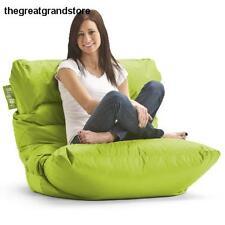 Bean Bag Chair Spicy Lime Big Joe Roma Dorm Room Gaming Chairs Microfiber Sack
