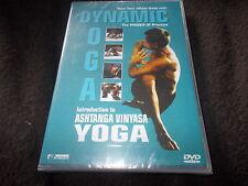NEW SEALED DVD DYNAMIC YOGA The Power of Practice Introduction Ashtanga Vinyasa