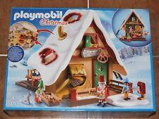 PLAYMOBIL Christmas 9493 de Noël Boulangerie avec gâteaux formes