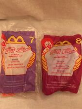 Bobby & Slouch McDonald's Happy Meal Launch Toys An Extremely Goofy Movie #7 #8