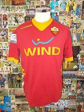 maglia calcio shirt maillot camiseta trikot ROMA TOTTI TG L PATCH