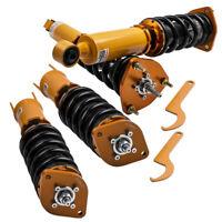 24 Ways Adjustable Coilover Shock Absorber for Nissan 370Z Z34 2008+ Coil Over