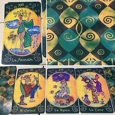 The Macondo Tarot, Un Tarot Para Macondo Magic of Columbia 78 Cards OOP 1998