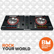 Numark Mixtrack Pro 3 DJ Controller 2 Channel w/ Audio Sound Card III Mix Track