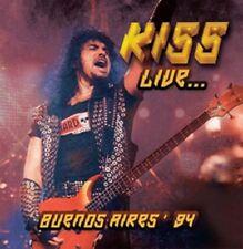 Kiss - Live … Buenos Aires '94 NEU 2x CD