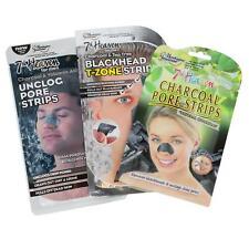 Charcoal Nose Strips Blackhead Unclog Pores T-Zone Mens Ladies Cleanser Pamper