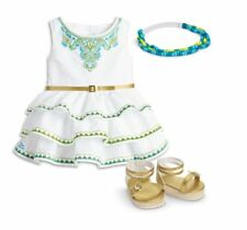 American Girl Doll Lea Clark Celebration Dress - New in Box