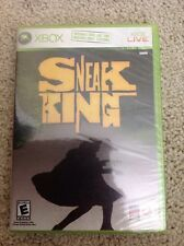 *NEW & SEALED* XBOX Burger King's Sneak King For XBOX & XBOX 360