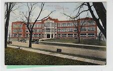 LINCOLN SCHOOL, MANKATO: Minnesota USA postcard (C29054)
