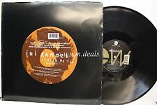 "Ini Kamoze - Listen  Me  TIC (WOYO!) - Eastwest  Records    LP 12"" (VG)"