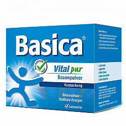 Basica Vital pur Basenpulver 50 St PZN:12371121