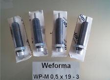 WEFORMA WP-M 0,5 x 19-3 Stossdämpfer Dämpfer Zylinderdämpfer Neu 18-1-3 #1302