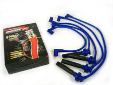 OBX Blue Spark Plug Wires For 1990-2002 Honda Accord, 1992-2001 Prelude 2.2/2.3L
