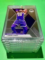 Lebron James PANINI MOSAIC EXPLODING INVESTMENT 2020 HOT BASKETBALL CARD - Mint!